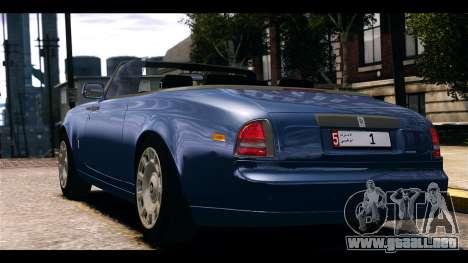Rolls-Royce Phantom 2013 Coupe v1.0 para GTA 4 left