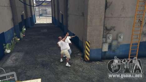 GTA 5 Last Shot 0.1 octavo captura de pantalla