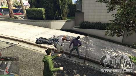 GTA 5 AngryPeds segunda captura de pantalla