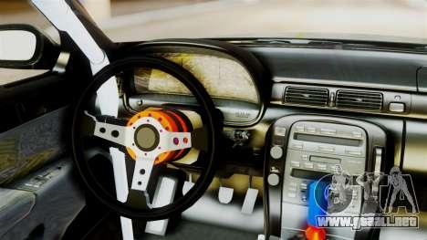 Toyota Soarer para la visión correcta GTA San Andreas