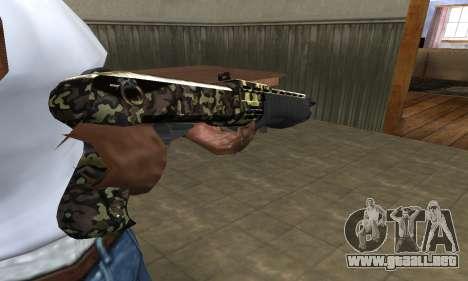 War Combat Shotgun para GTA San Andreas