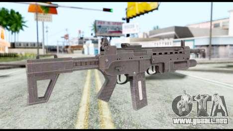 M4 from Resident Evil 6 para GTA San Andreas segunda pantalla