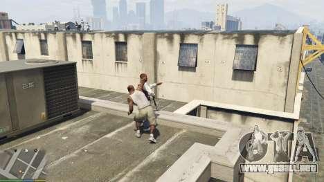 GTA 5 Last Shot 0.1 décima captura de pantalla