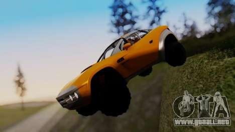 Coil Brawler Gotten Gains para visión interna GTA San Andreas
