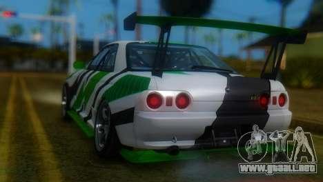 Nissan Skyline GT-R R32 para GTA San Andreas
