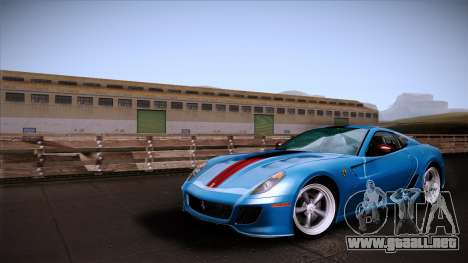 Solid ENBSeries by NF v2 para GTA San Andreas