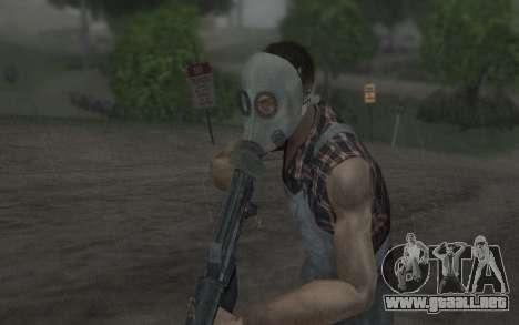 La máscara de Virtus para GTA San Andreas tercera pantalla