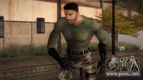 Arnie from GTA Vice City para GTA San Andreas