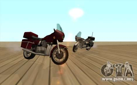VPH-1000 Civil para GTA San Andreas