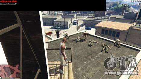 GTA 5 Last Shot 0.1 quinta captura de pantalla
