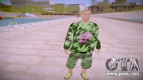 Huf Man para GTA San Andreas