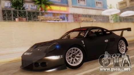 Porsche 911 RSR para GTA San Andreas