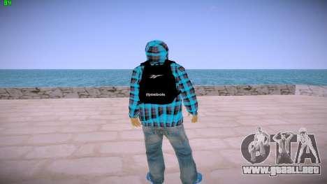 Latinos para GTA San Andreas segunda pantalla