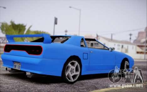 Elegy GT para GTA San Andreas left