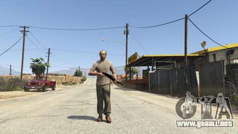 GTA 5 SPAS 12 2.0 segunda captura de pantalla