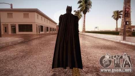 Batman Dark Knight para GTA San Andreas tercera pantalla