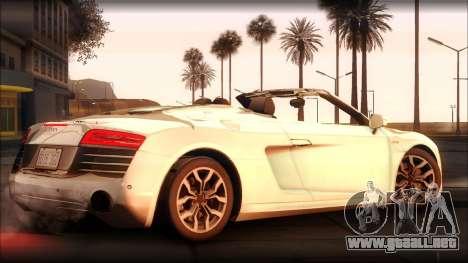 Keceret ENB For Low PC para GTA San Andreas segunda pantalla