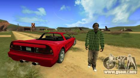 No Shadows para GTA San Andreas segunda pantalla