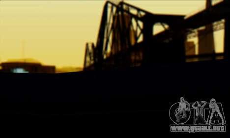 Smooth Realistic Graphics ENB 3.0 para GTA San Andreas séptima pantalla