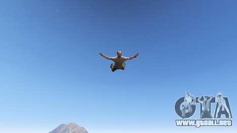 GTA 5 Superhero quinta captura de pantalla