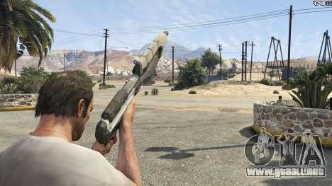 GTA 5 Halo UNSC: Assault Rifle sexta captura de pantalla