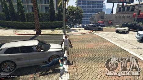 GTA 5 AngryPeds séptima captura de pantalla