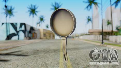 Frying Pan from Silent Hill Downpour para GTA San Andreas