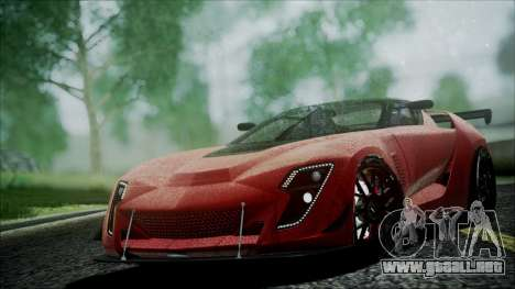 Bertone Mantide 2010 para GTA San Andreas