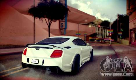 ENBR para GTA San Andreas segunda pantalla