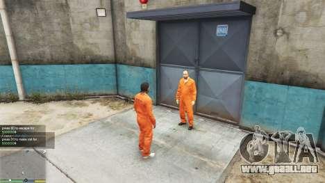 GTA 5 La prisión de v0.2 tercera captura de pantalla
