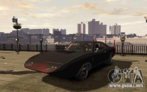 Dukes Impulse Daytona Tuning para GTA 4 left
