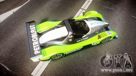 Radical SR8 RX 2011 [23] para GTA 4 visión correcta