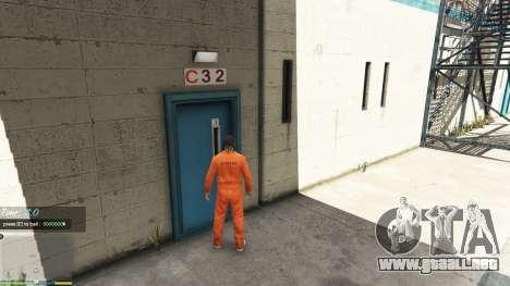 GTA 5 La prisión de v0.2 segunda captura de pantalla