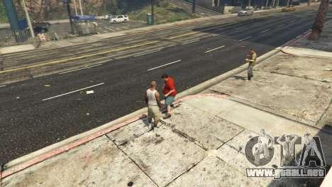 GTA 5 AngryPeds décima captura de pantalla