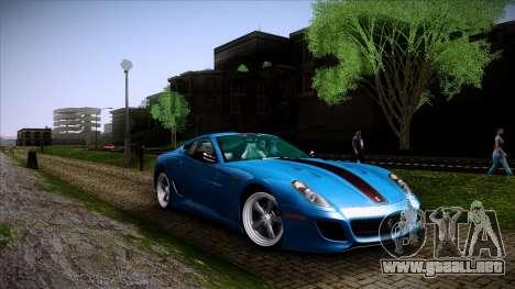 Solid ENBSeries by NF v2 para GTA San Andreas quinta pantalla