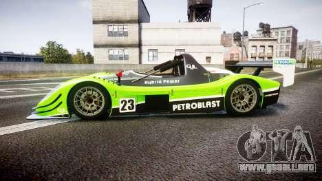 Radical SR8 RX 2011 [23] para GTA 4 left