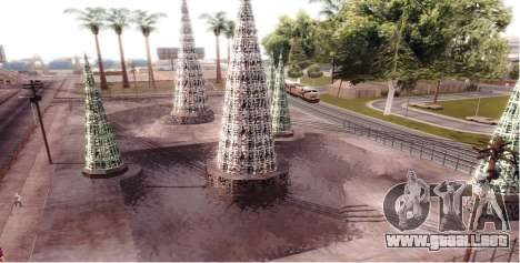 Dark ENB Series para GTA San Andreas tercera pantalla
