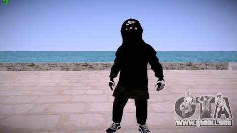 Black Guy para GTA San Andreas
