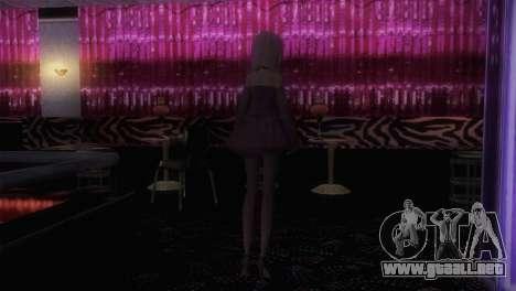 Gahata Meiji para GTA San Andreas tercera pantalla
