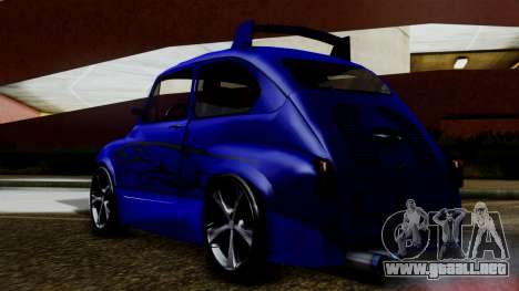 Zastava 750 Tuning para GTA San Andreas left