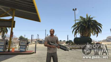 GTA 5 Halo UNSC: Assault Rifle