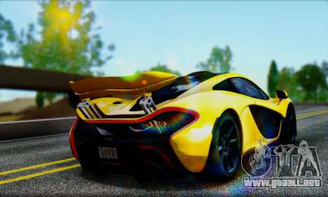 Smooth Realistic Graphics ENB 3.0 para GTA San Andreas novena de pantalla