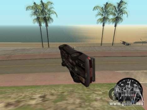 Velocímetro de GAS 52 para GTA San Andreas segunda pantalla