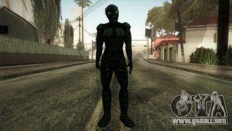 Green Goblin Skin para GTA San Andreas segunda pantalla
