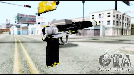 USP-S Torque para GTA San Andreas segunda pantalla