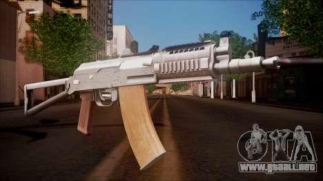 AKC-47У de Battlefield Hardline para GTA San Andreas