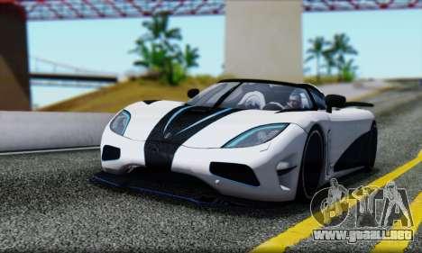 Smooth Realistic Graphics ENB 3.0 para GTA San Andreas