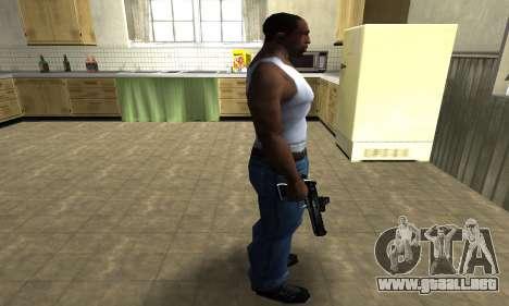 Blue Deagle para GTA San Andreas tercera pantalla