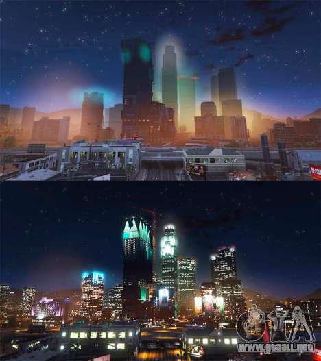 GTA 5 Los cortes de energía segunda captura de pantalla