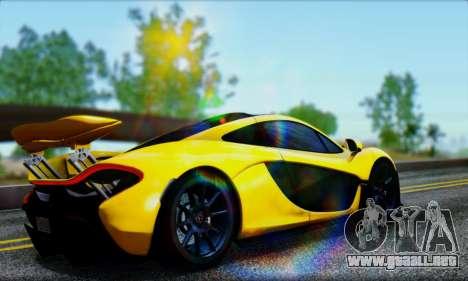 Smooth Realistic Graphics ENB 3.0 para GTA San Andreas octavo de pantalla